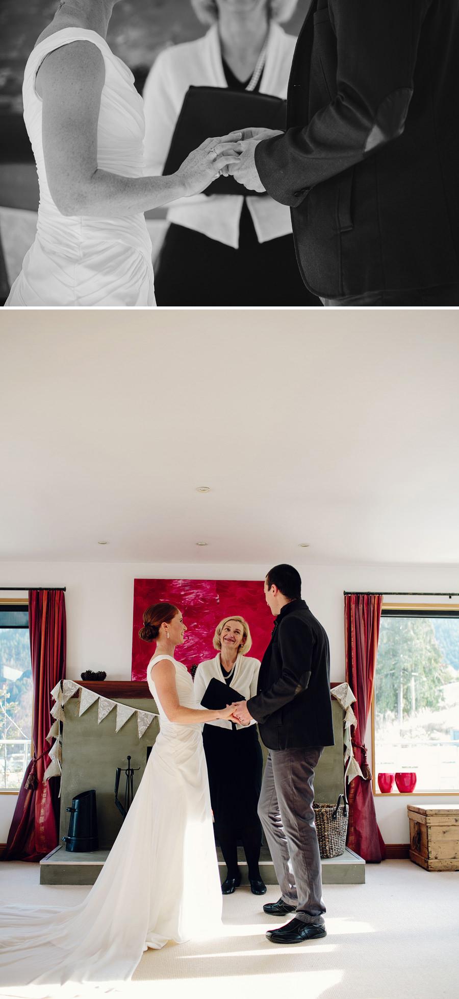 Otago Wedding Photographers: Ceremony