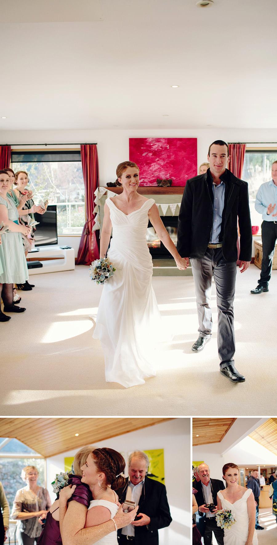 Queenstown Wedding Photographer: Ceremony