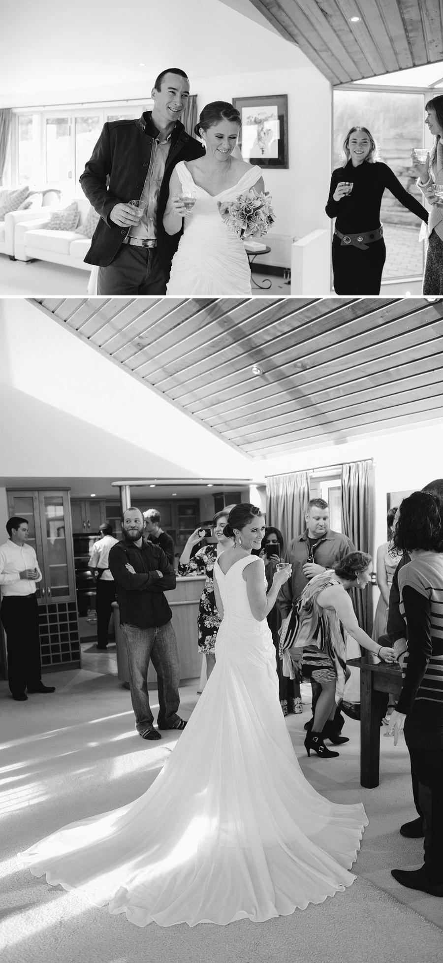 Queenstown Wedding Photographers: Reception