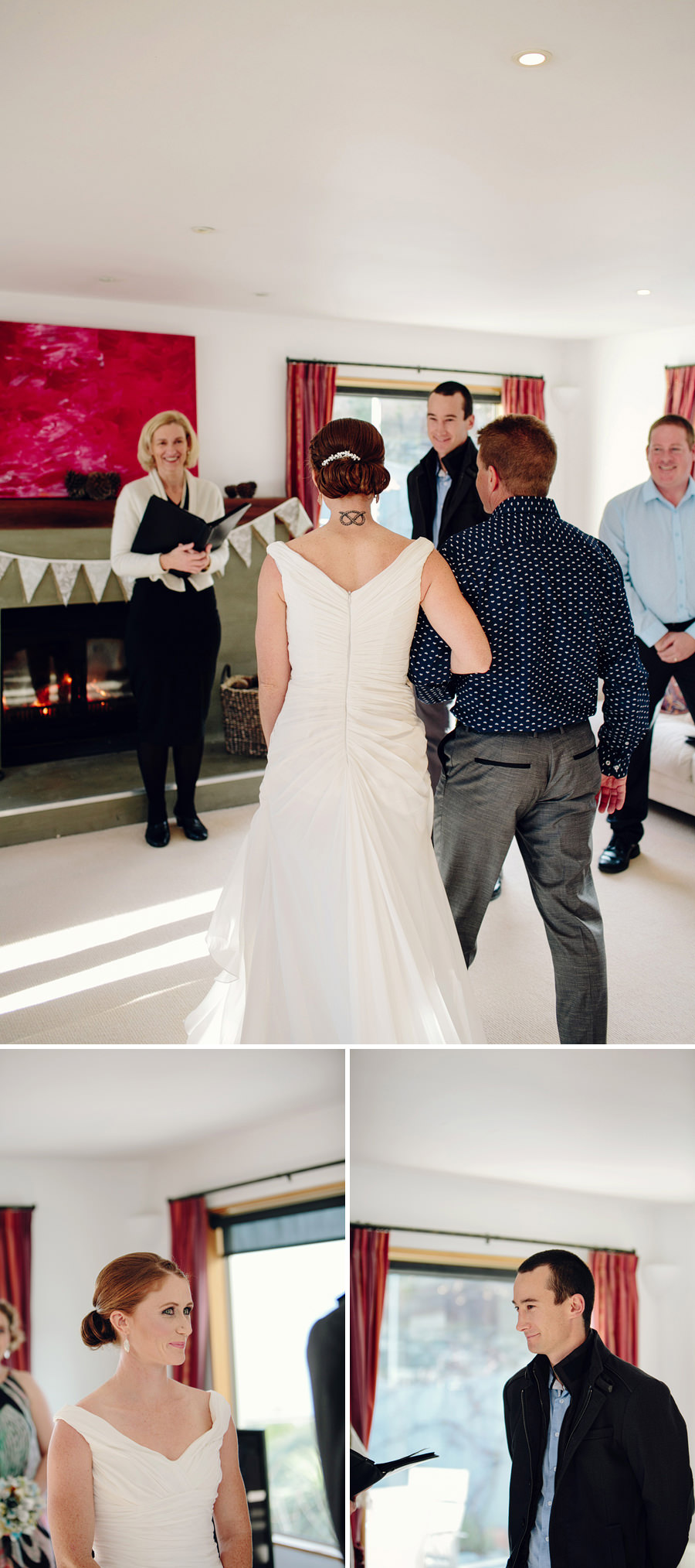 Shambala Queenstown Wedding Photographer: Ceremony