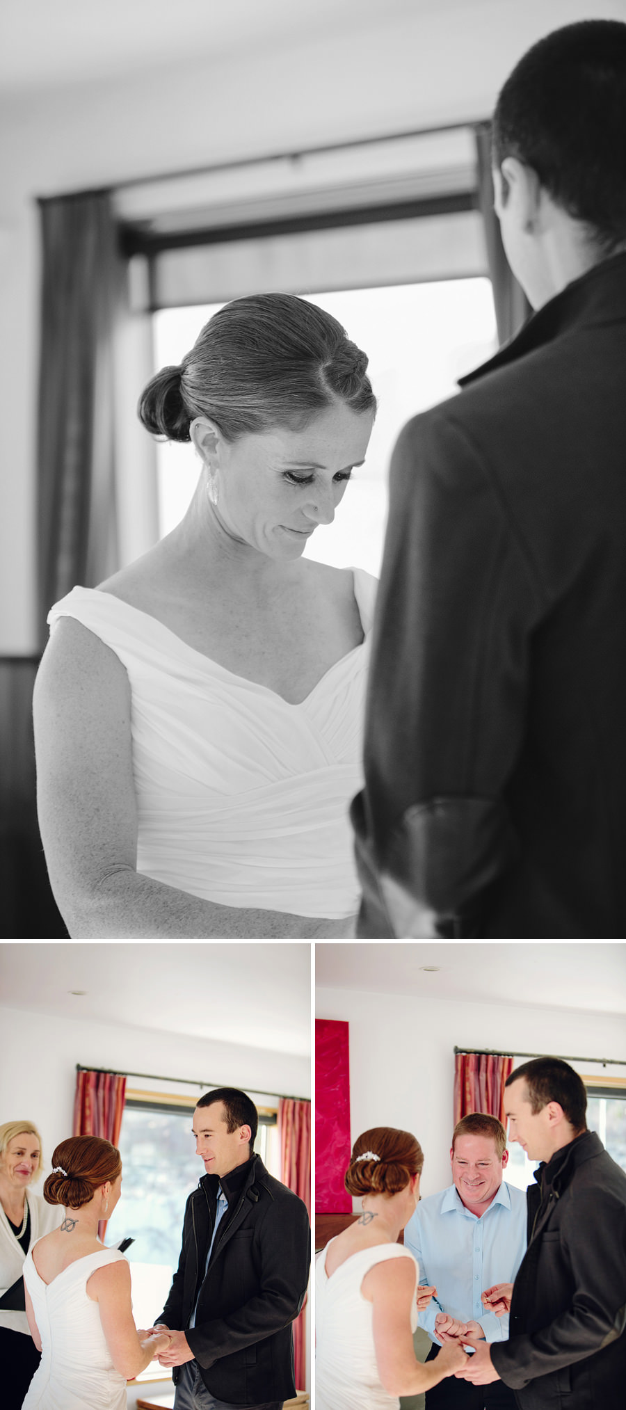 Shambala Queenstown Wedding Photography: Ceremony