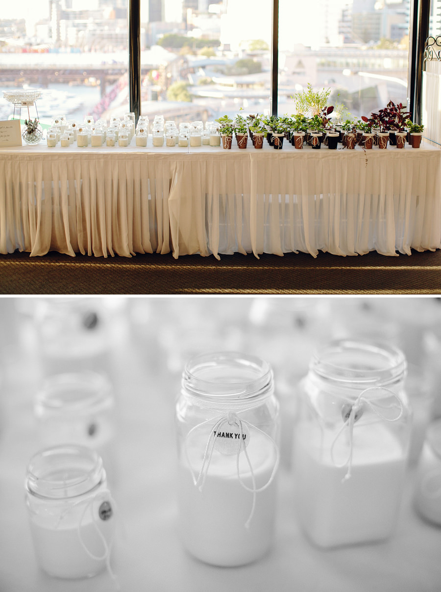 Star Room Darling Harbour Sydney Wedding Photographer: Reception Details