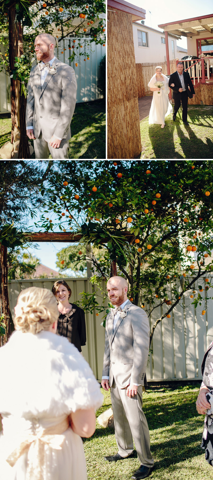 Intimate Wedding Photographer: Ceremony