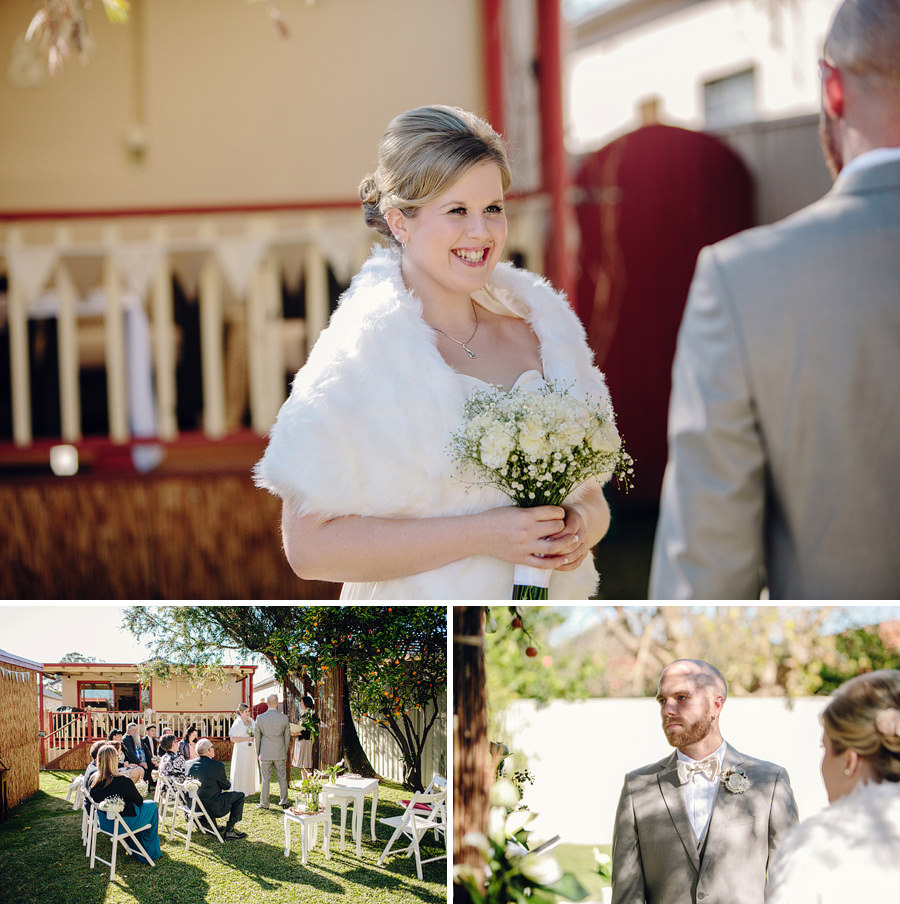 Intimate Wedding Photographers: Ceremony
