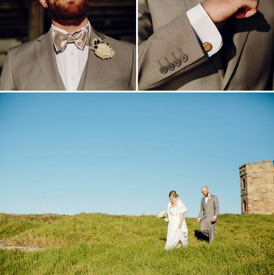 La Perouse Wedding Photography: Bride & Groom Portraits