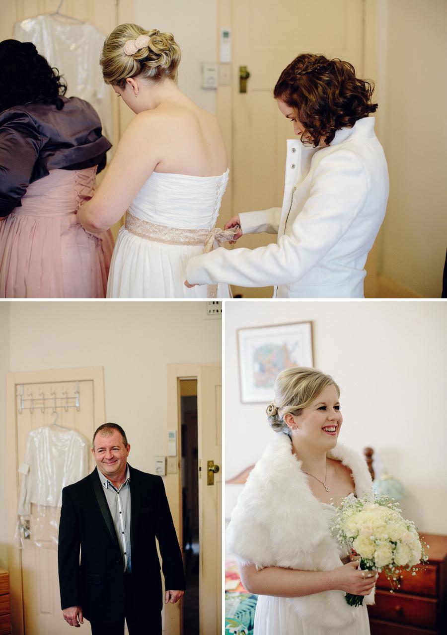 "Matraville Wedding Photography"" Bride getting ready"