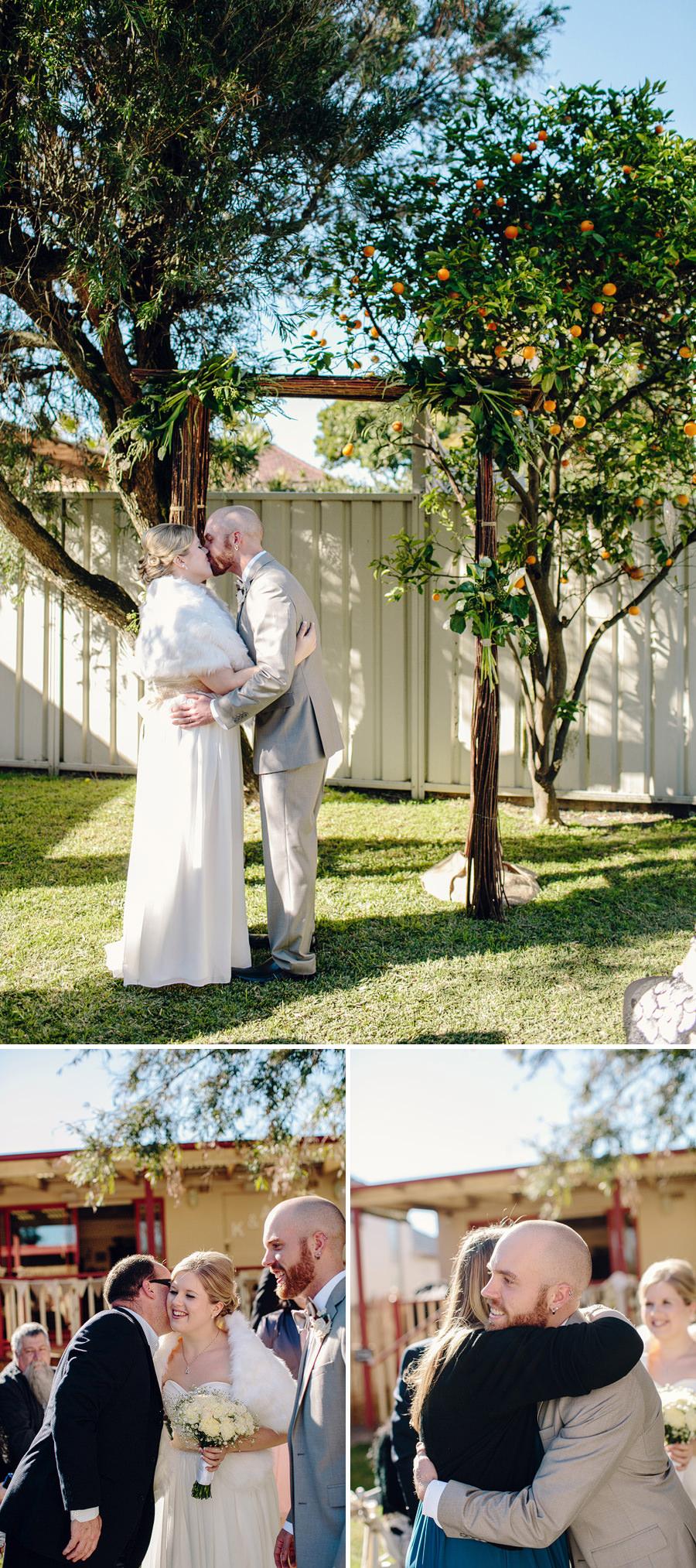 Winter Wedding Photographers: Ceremony