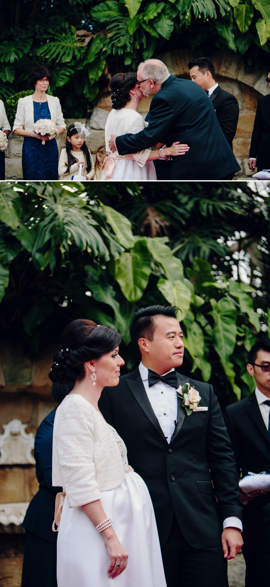 Enchanted Garden Wedding Photographers: Ceremony