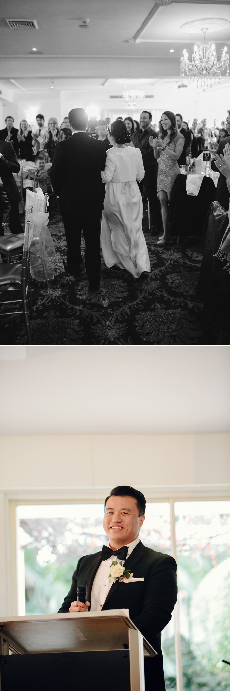 Garden Ballroom Wedding Photography: Reception