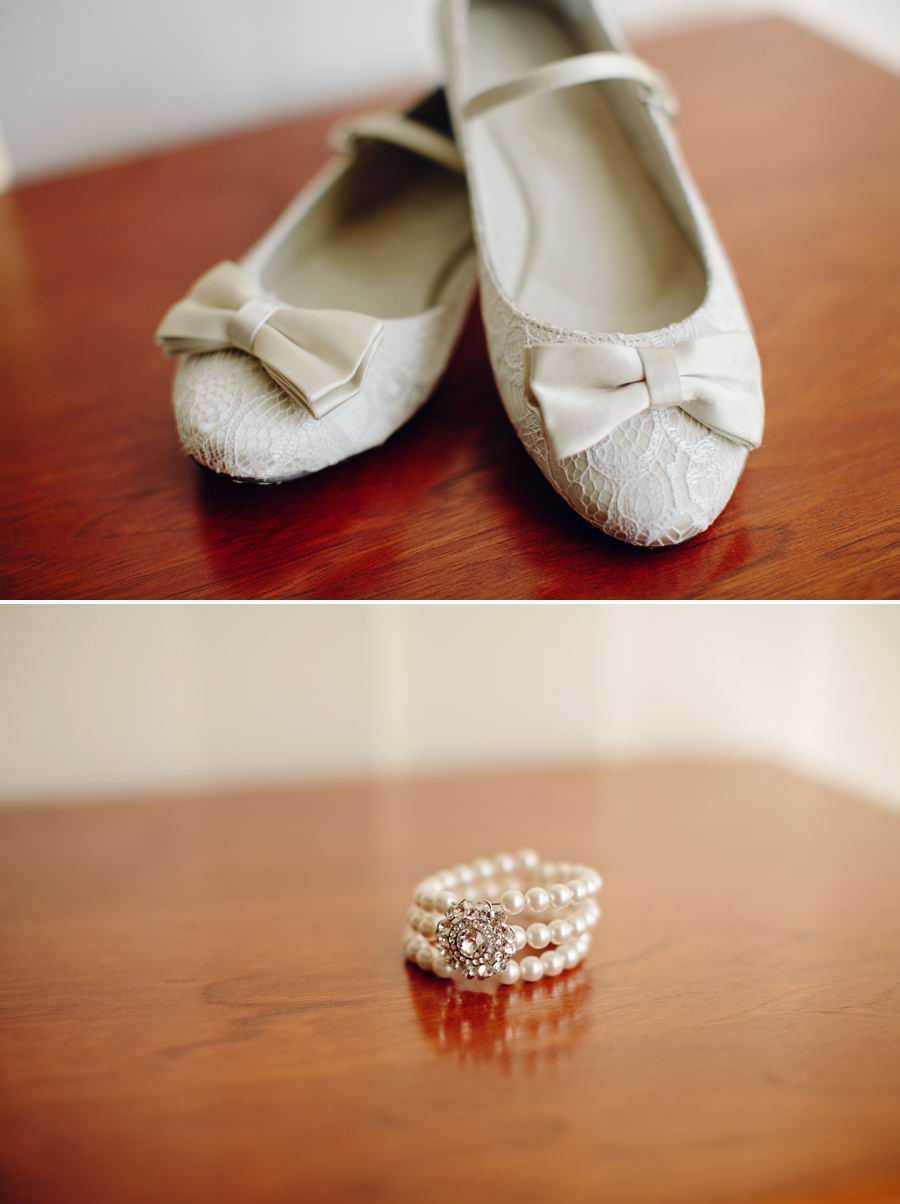 Northmead Wedding Photographer: Bride's details