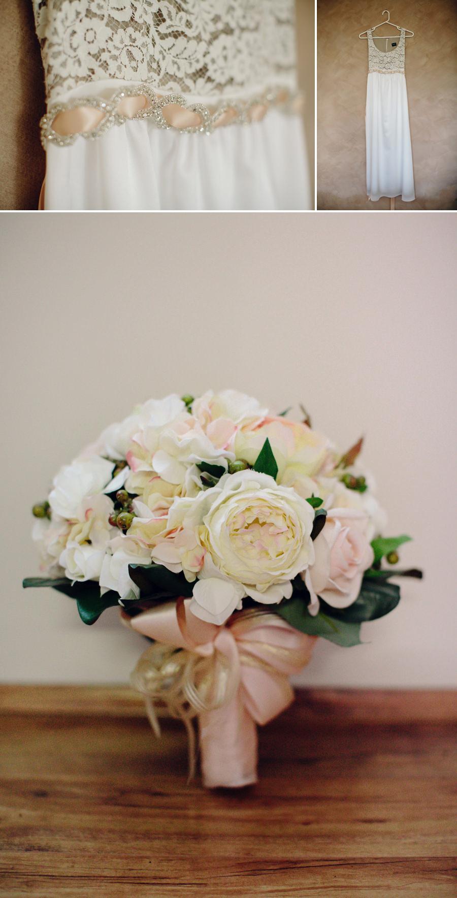 Northmead Wedding Photographers: Bride's details