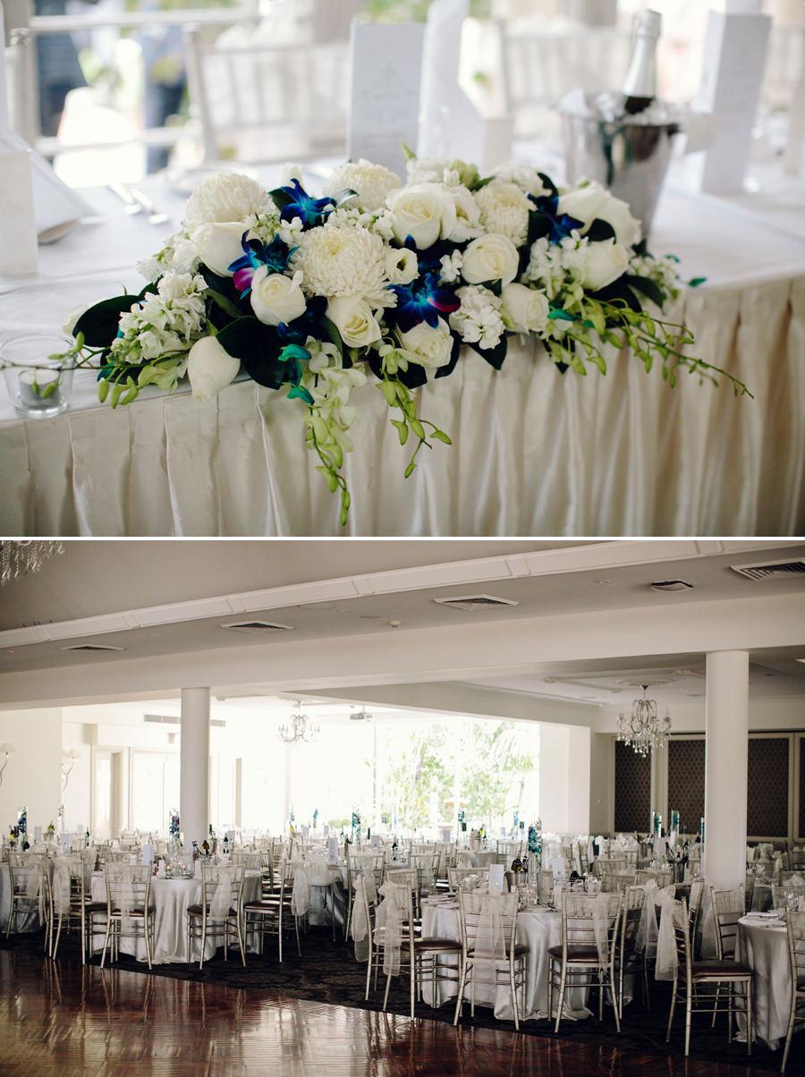 Oatlands House Wedding Photography: Reception Details
