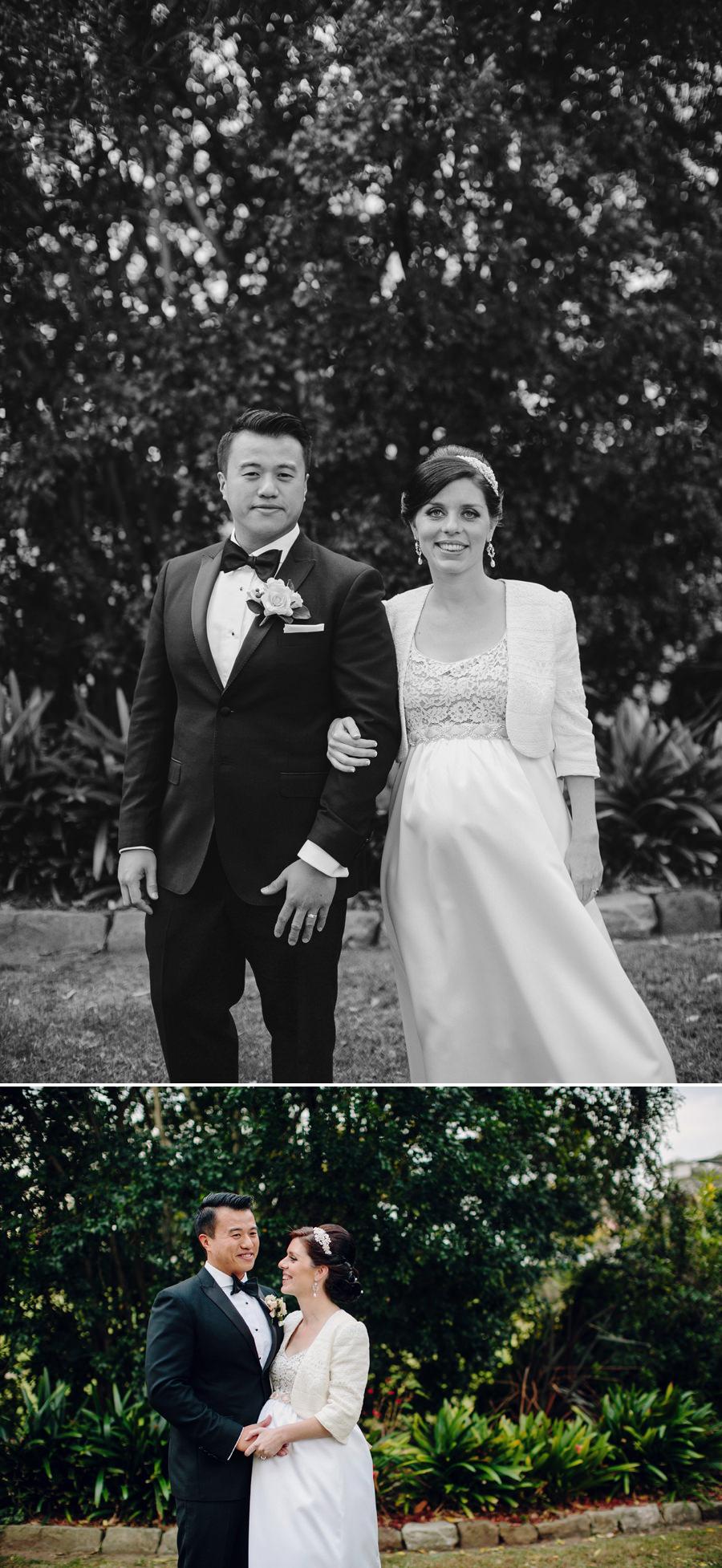 Oatlands Wedding Photographers: Bride & Groom portraits