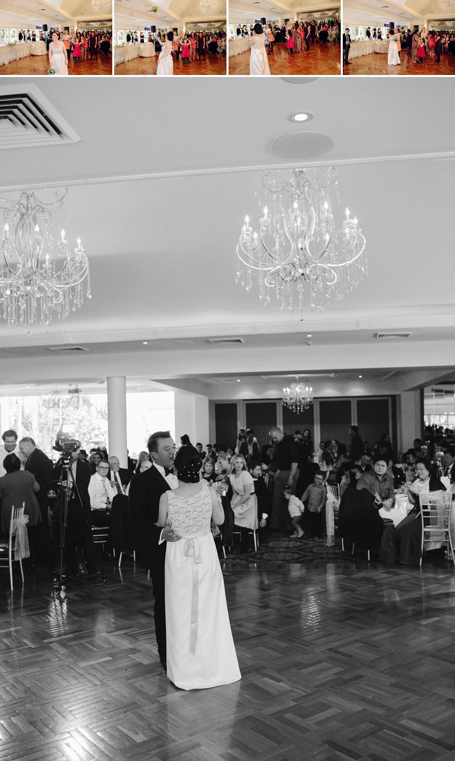 Oatlands Wedding Photography: Reception