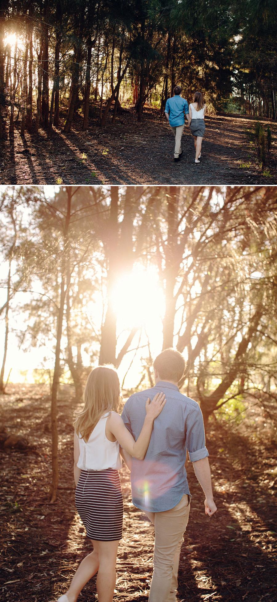 Sydney Park Engagement Photography: Kristyn & Shaun