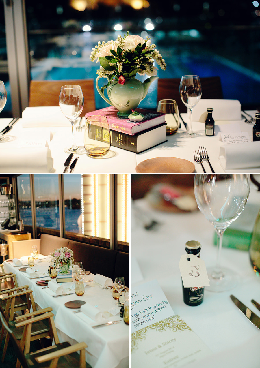 Aqua Dining Wedding Photography
