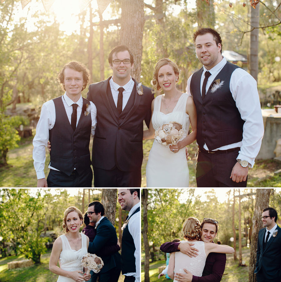 Blue Mountains Wedding Photographers: Portraits