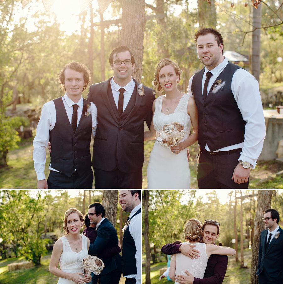 Blue Mountains Wedding Photographers: Portraits
