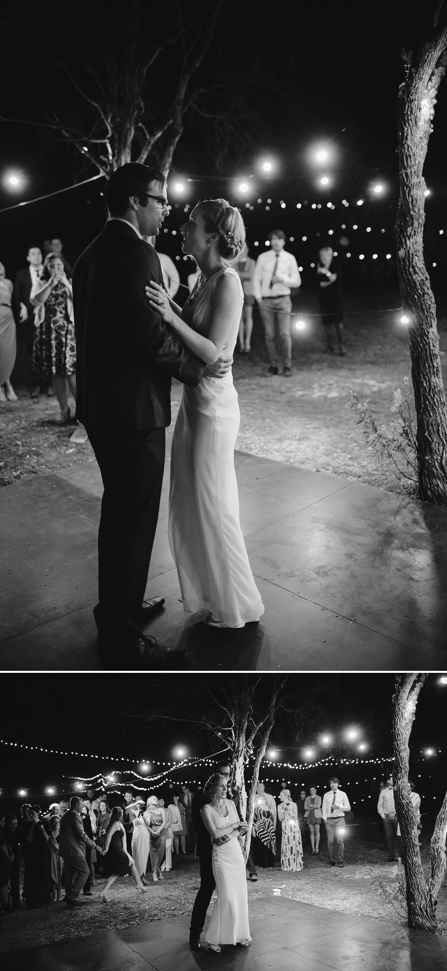 Country Wedding Photography: Dancefloor