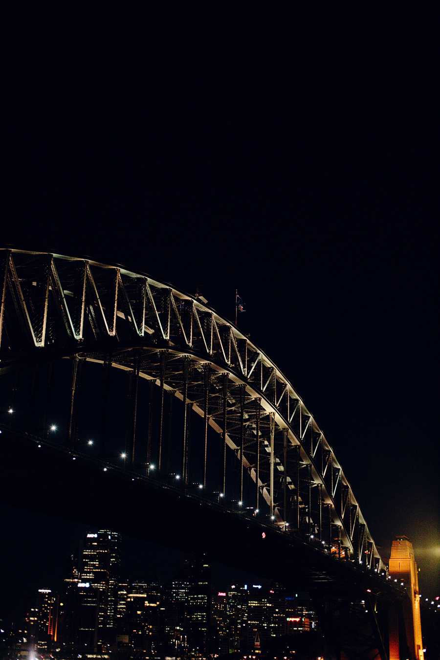 Milsons Point Wedding Photography: Harbour Bridge