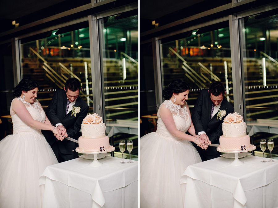 North Sydney Wedding Photography: Reception