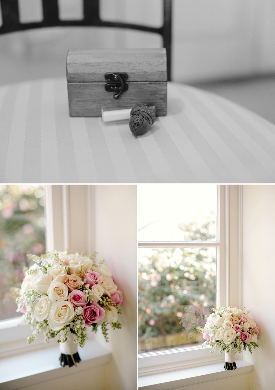 Roseville Wedding Photography: Wedding details