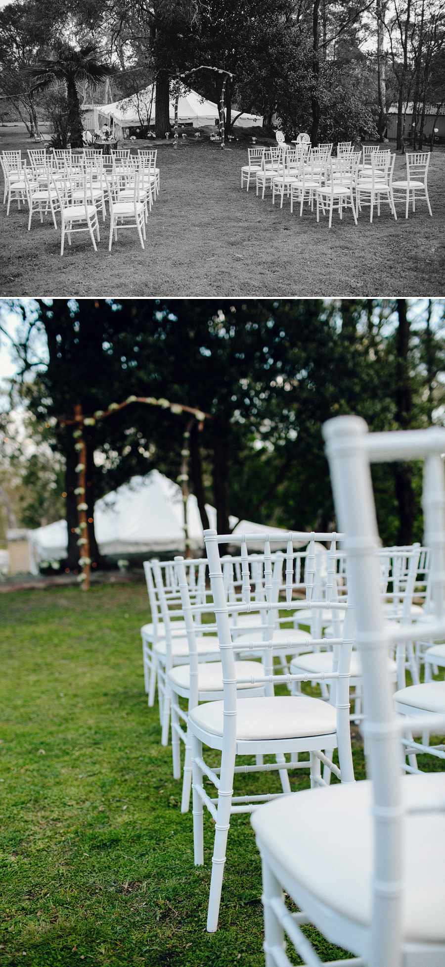Sackville Wedding Photography: Ceremony details