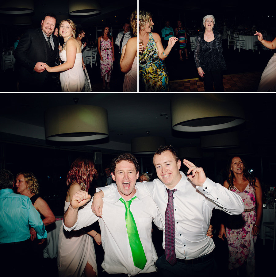Contemporary Wedding Photographer: Dancefloor