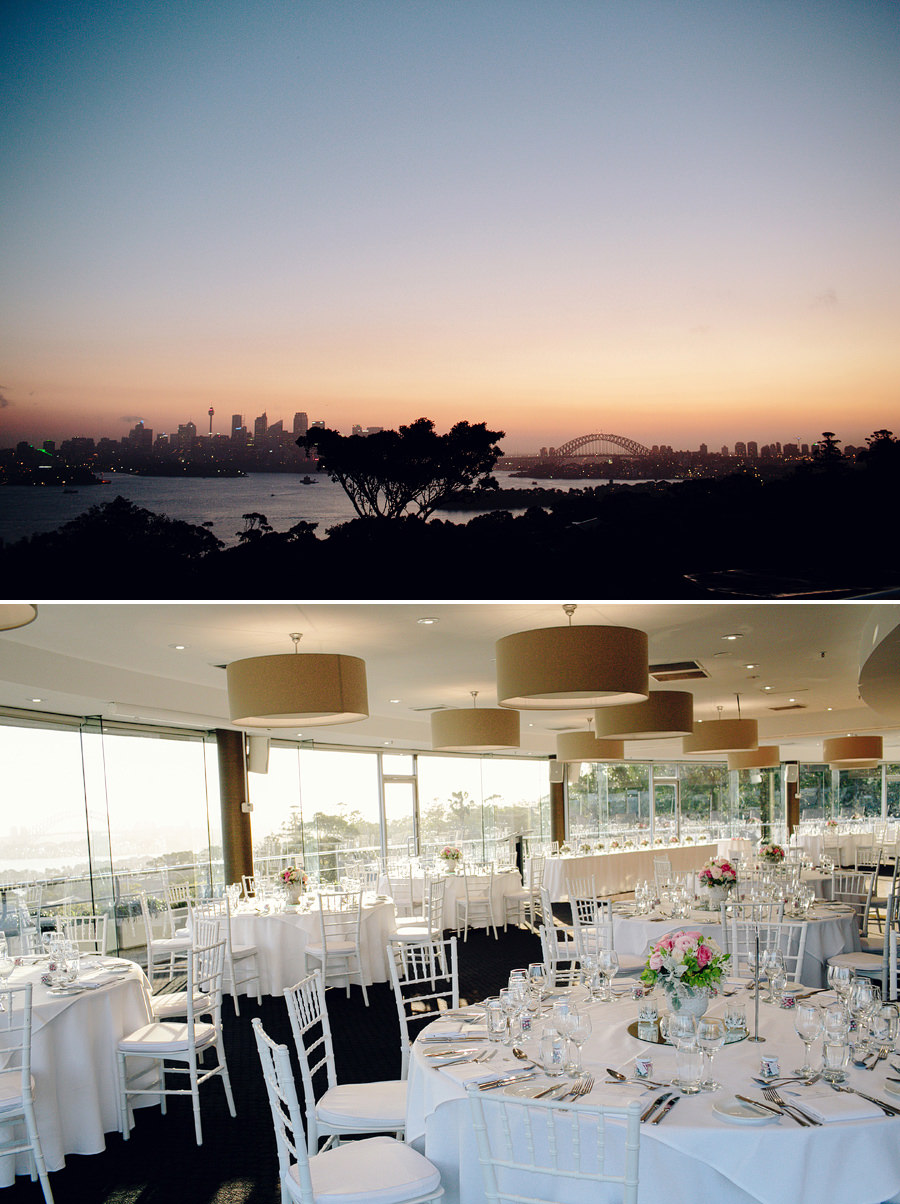 Taronga Centre Wedding Photographer: Reception details