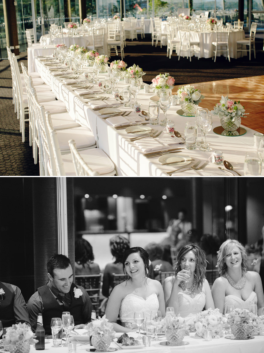 Taronga Centre Wedding Photography: Reception details