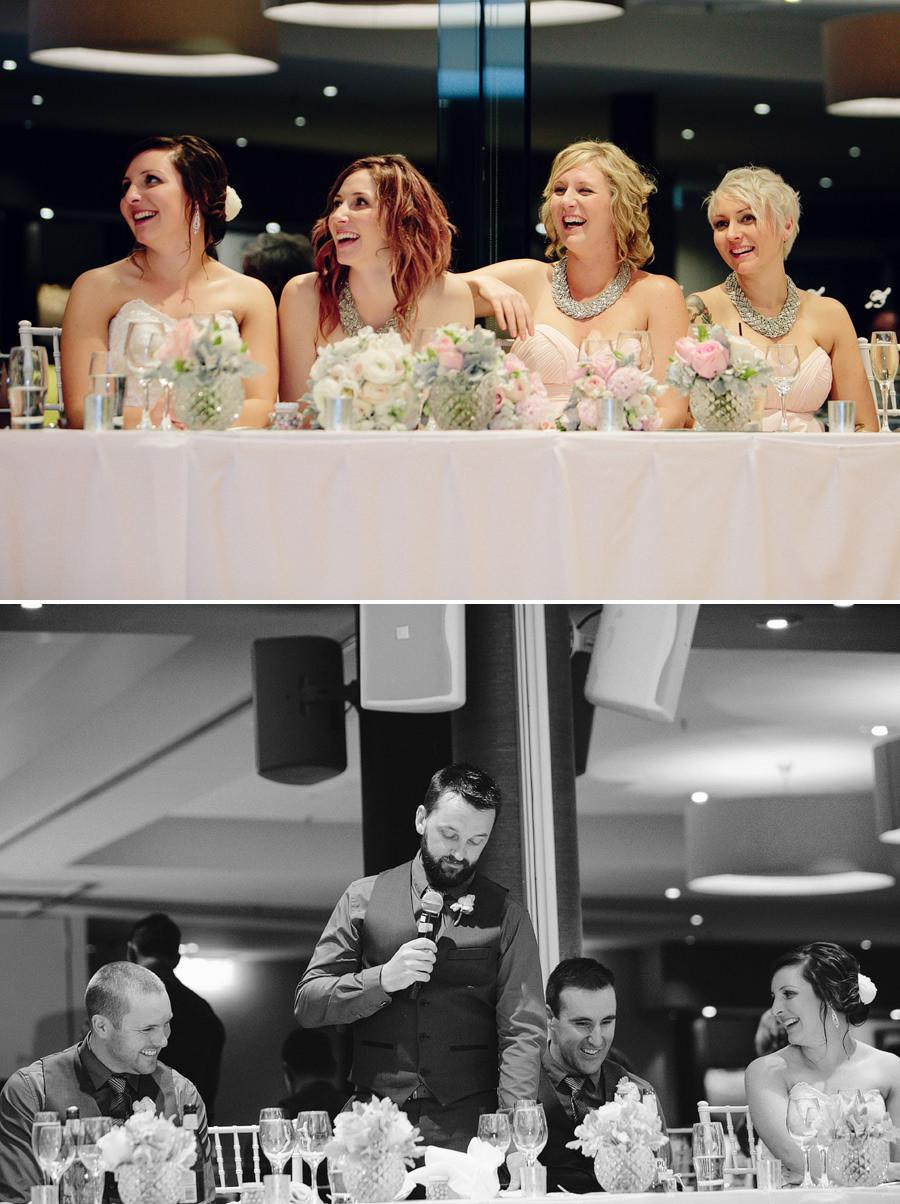 Taronga Harbourview Terrace Wedding Photographer: Reception