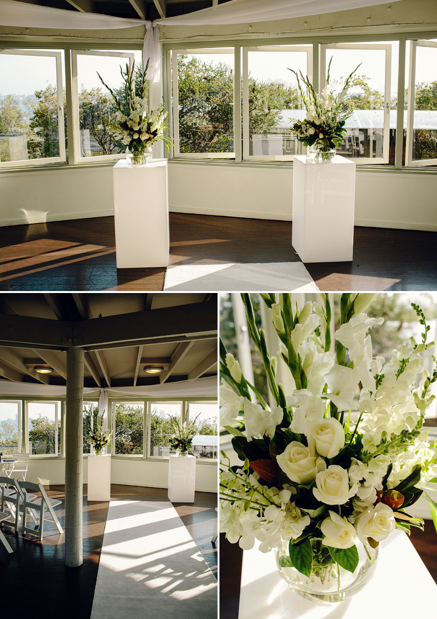 Taronga Wedding Photographer: Ceremony details
