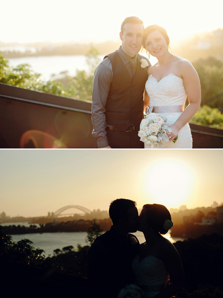 Taronga Zoo Wedding Photography: Portraits