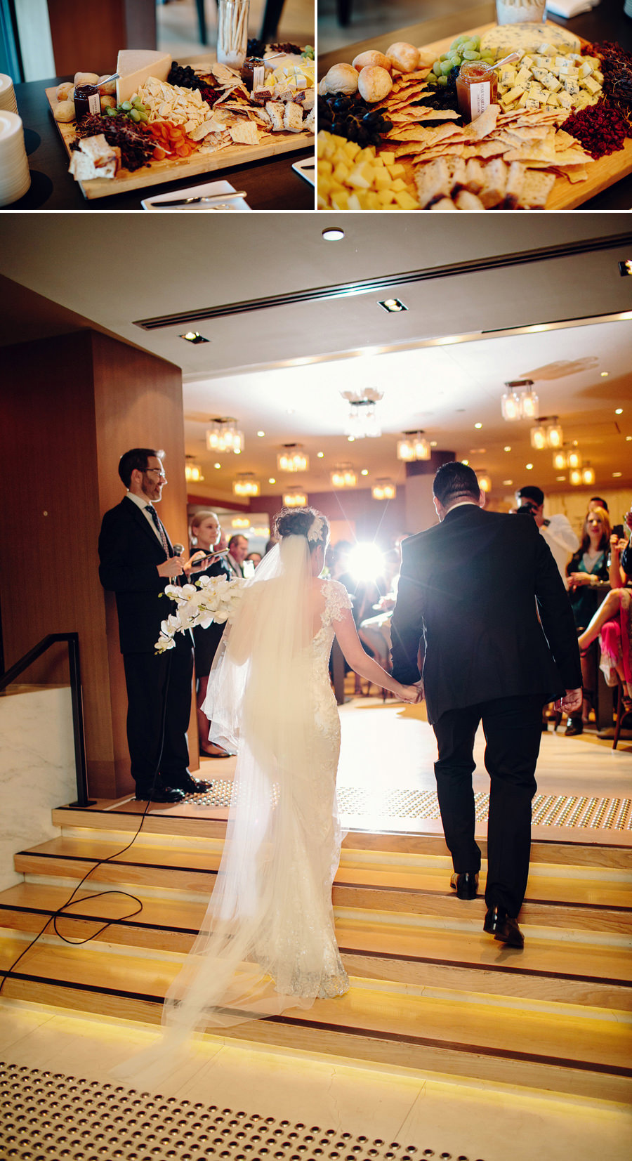 Park Hyatt Wedding Photographers Reception