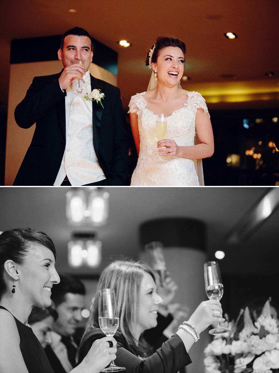 Park Hyatt Wedding Photography: Reception