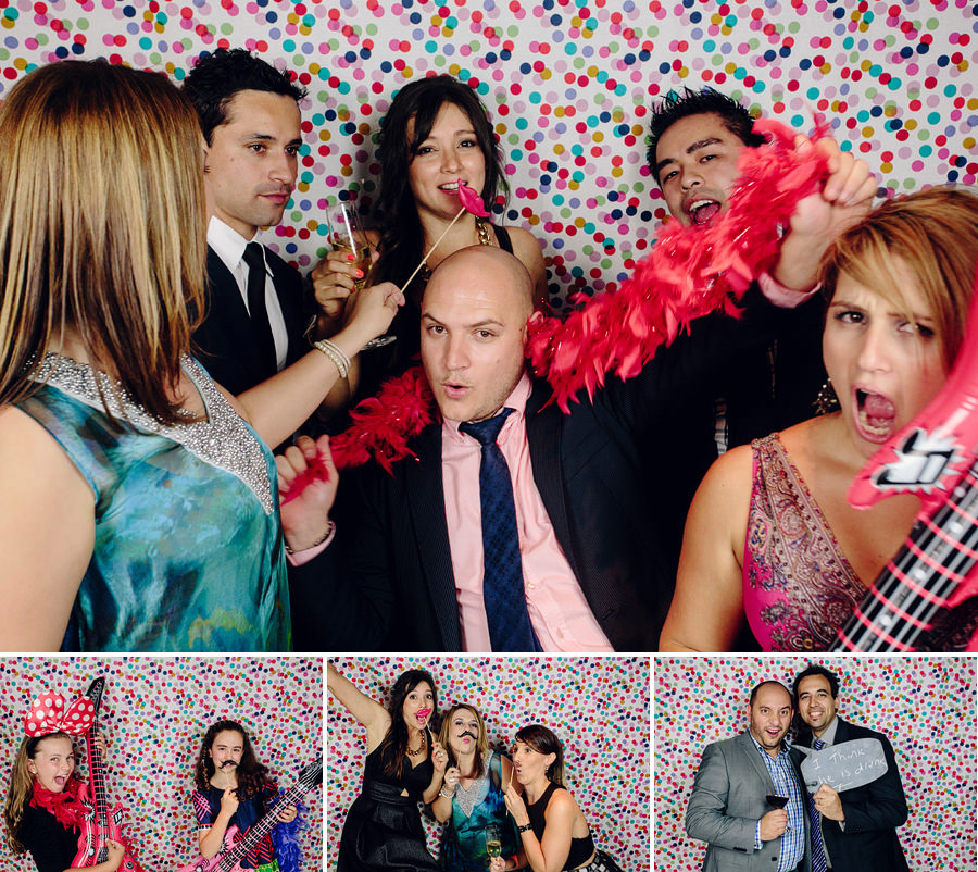 Sydney Wedding Photobooths