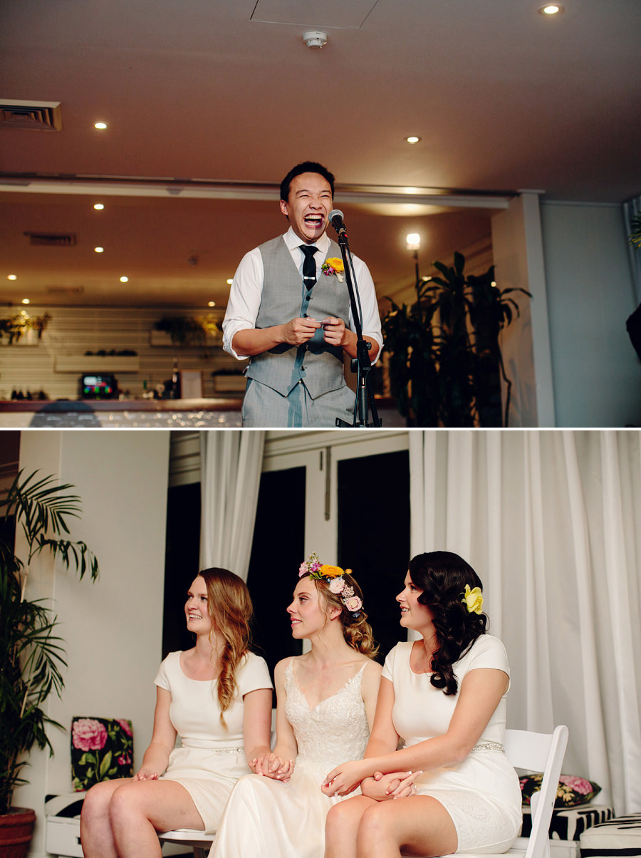 Candid Wedding Photographers: Reception
