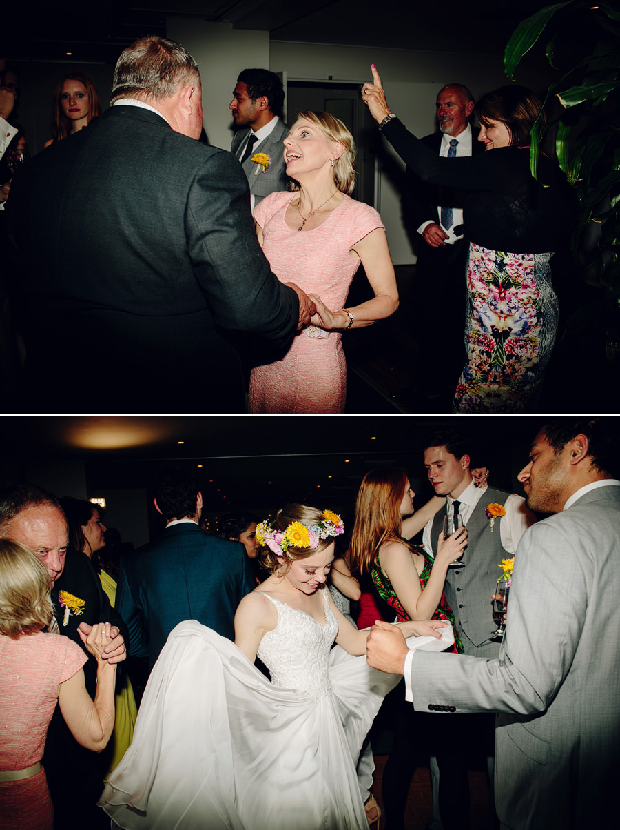 Candid Wedding Photography: Dancefloor