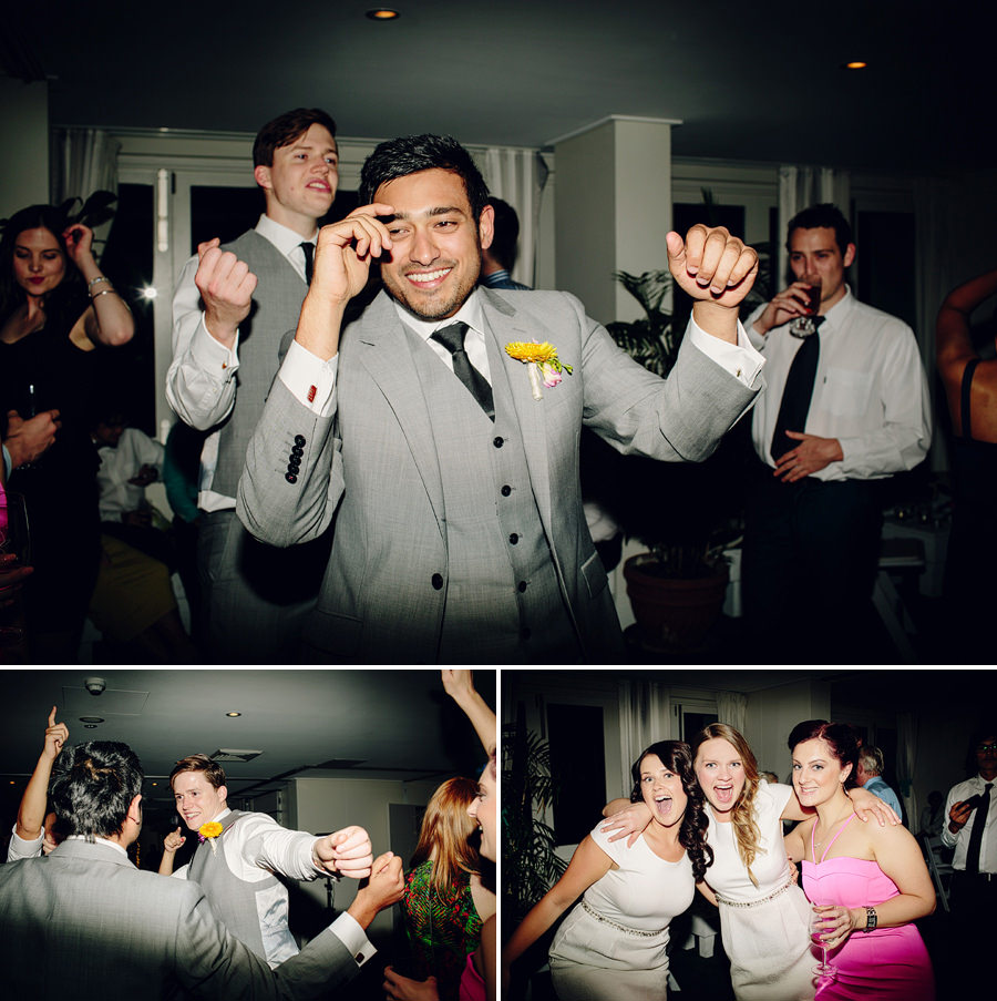 Contemporary Wedding Photographers: Dancefloor