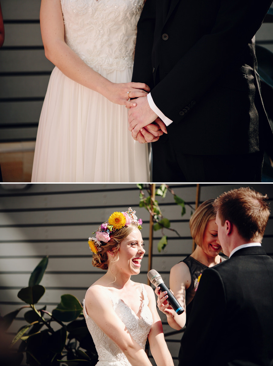 Fun Wedding Photographers: Ceremony