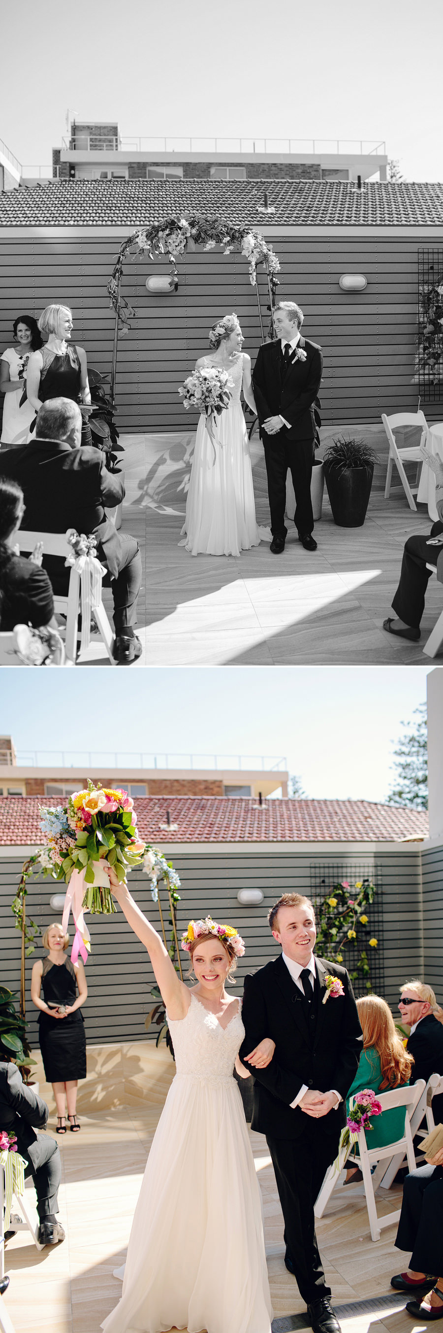 Little Manly Wedding Photography: Ceremony