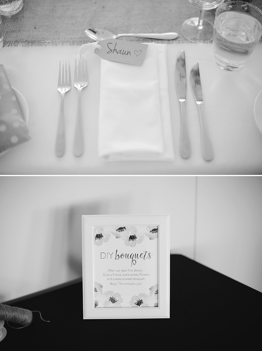Manly Wine Suites Wedding Photographer: Reception