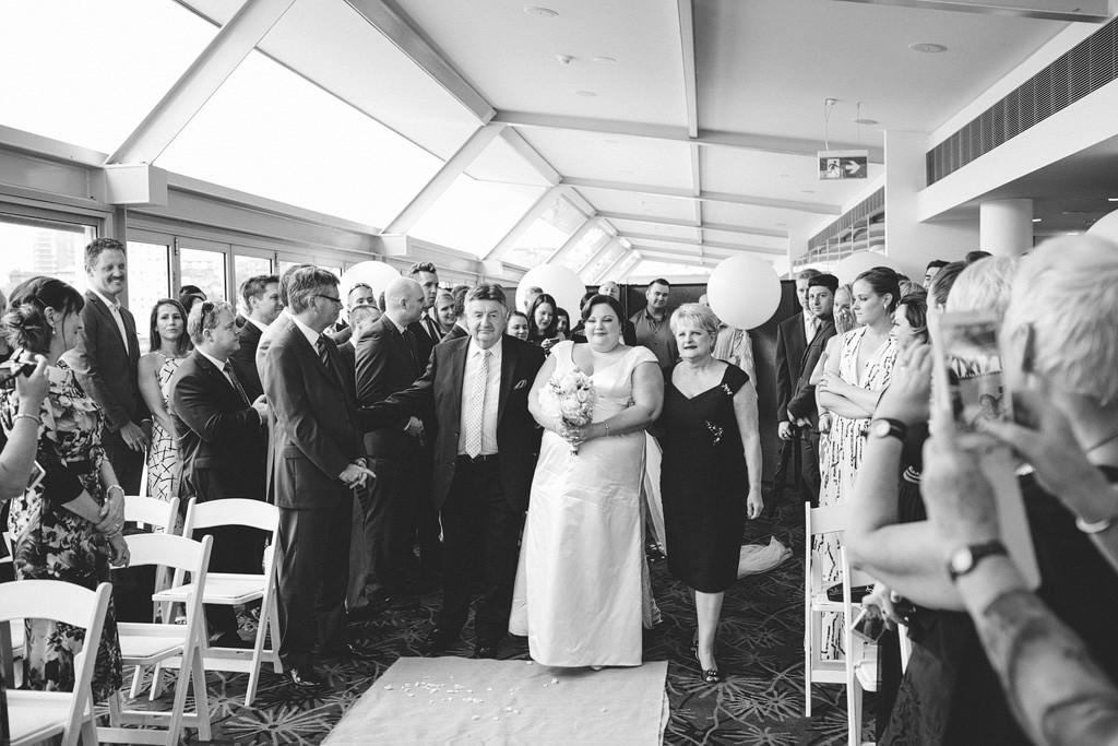 Merryn Blake Wedding 164 BW