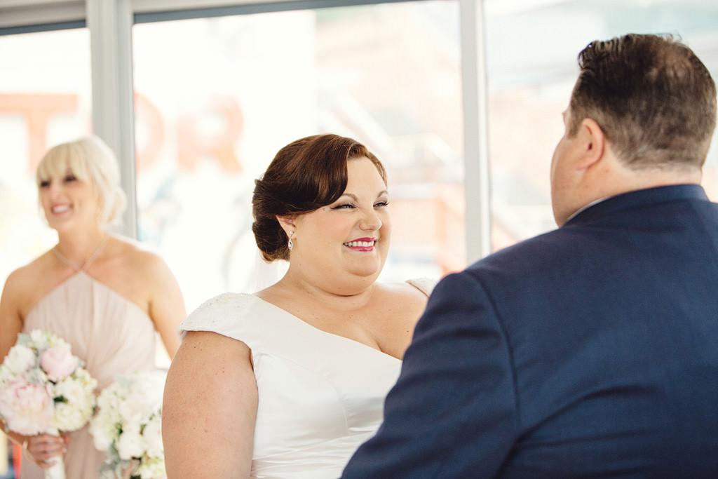 Merryn Blake Wedding
