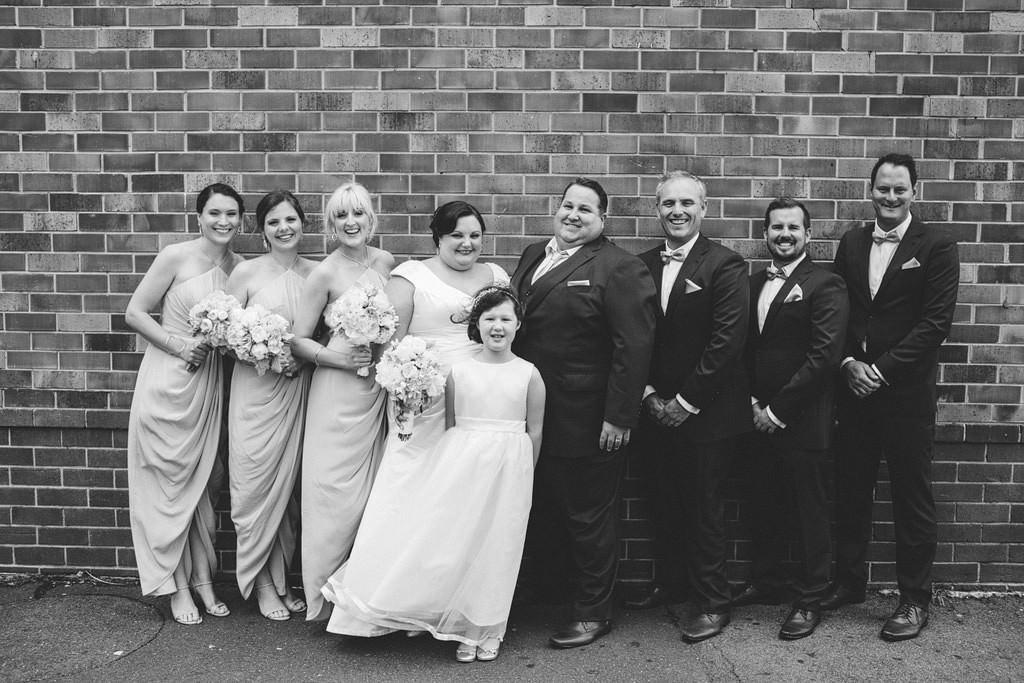 Merryn Blake Wedding 319 BW
