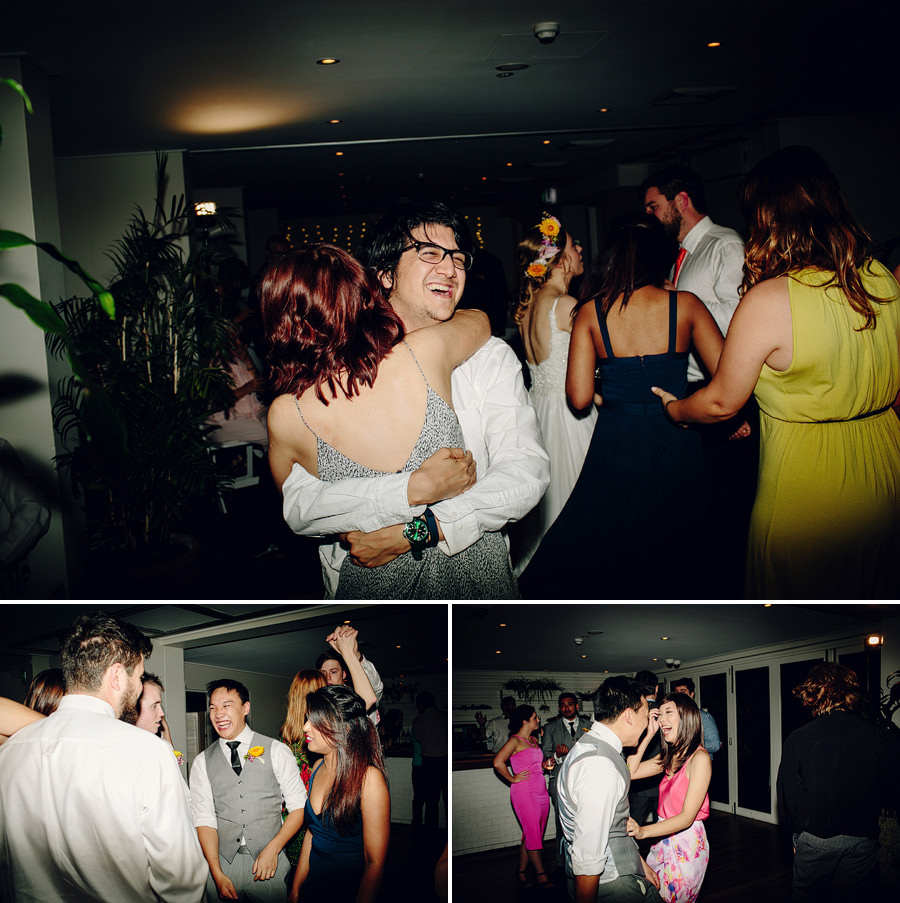 Modern Wedding Photography: Dancefloor