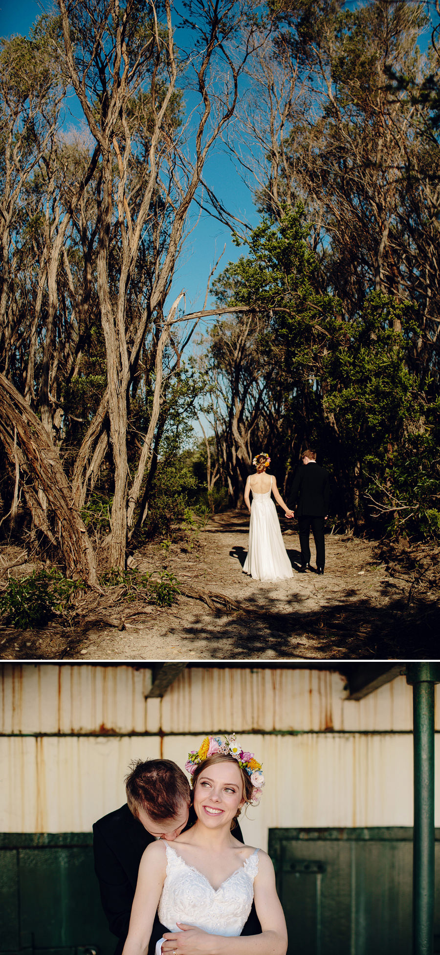 North Head Wedding Photographers: Bridal Party Portraits