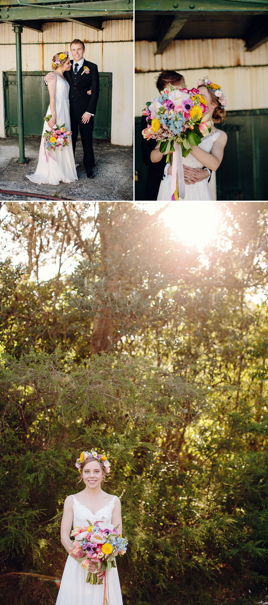 North Head Wedding Photography: Bridal Party Portraits