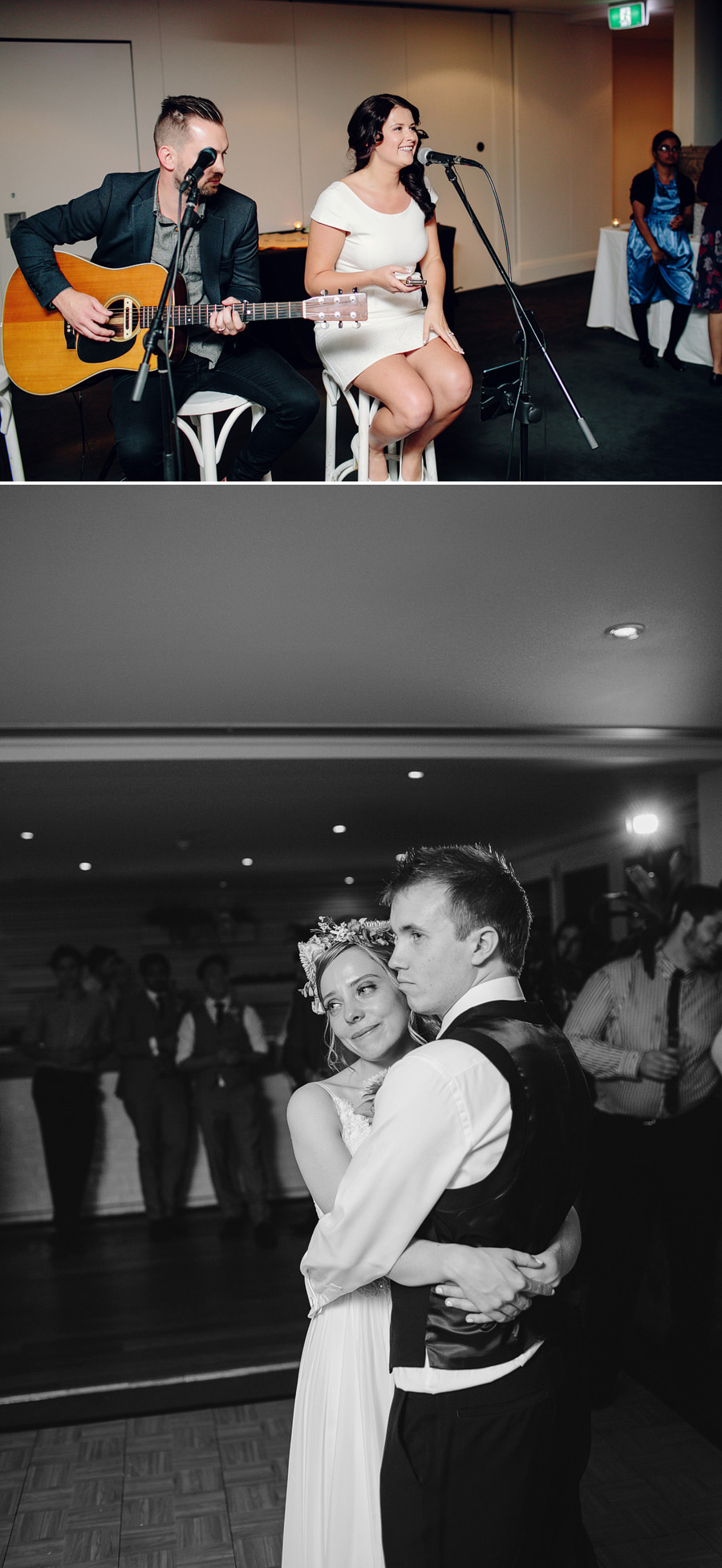 Warringah Wedding Photography: Dancefloor