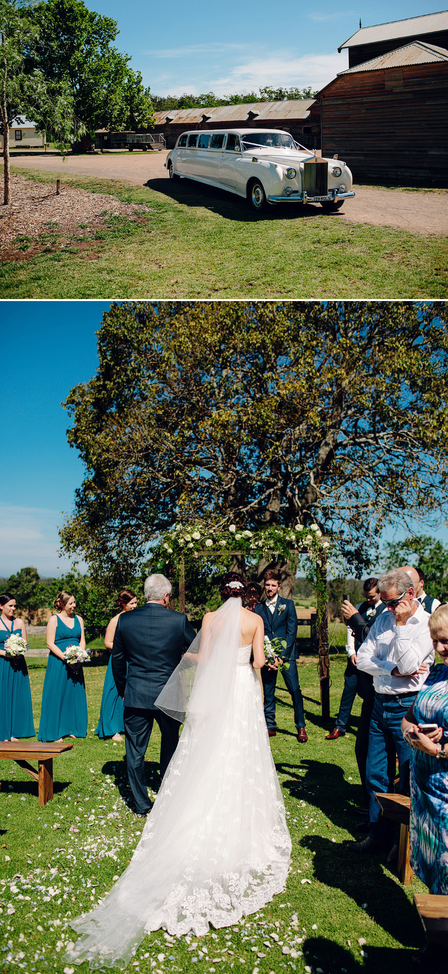 Documentary Wedding Photographer: Ceremony